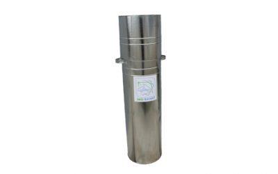 Специализированный контейнер для сбора, хранения и транспортировки отработанных ртутьсодержащих ламп, 1500*300 мм.