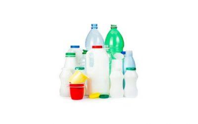 Различные полимерные отходы