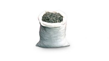 СМЕСЬ — ПЕСОК — Материалы в мешках по 40 кг