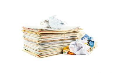 Бумага (офисная, газеты, книги, журналы)