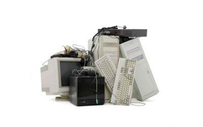Отработанная бытовая, компьютерная и электронная техника, средства связи