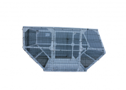 Бункер-сетка 10 м3