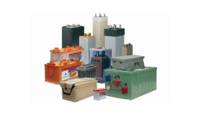Отработанные аккумуляторные батареи и химические источники тока