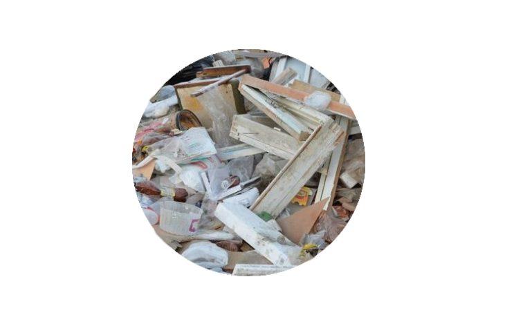 Отходы ремонтных и строительных работ