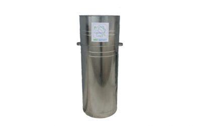 Специализированный контейнер для сбора, хранения и транспортировки отработанных ртутьсодержащих ламп, 1500*450 мм.