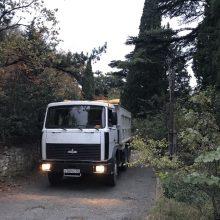 Эко-акция «Тепло в каждый дом» сразу двум семьям Крыма